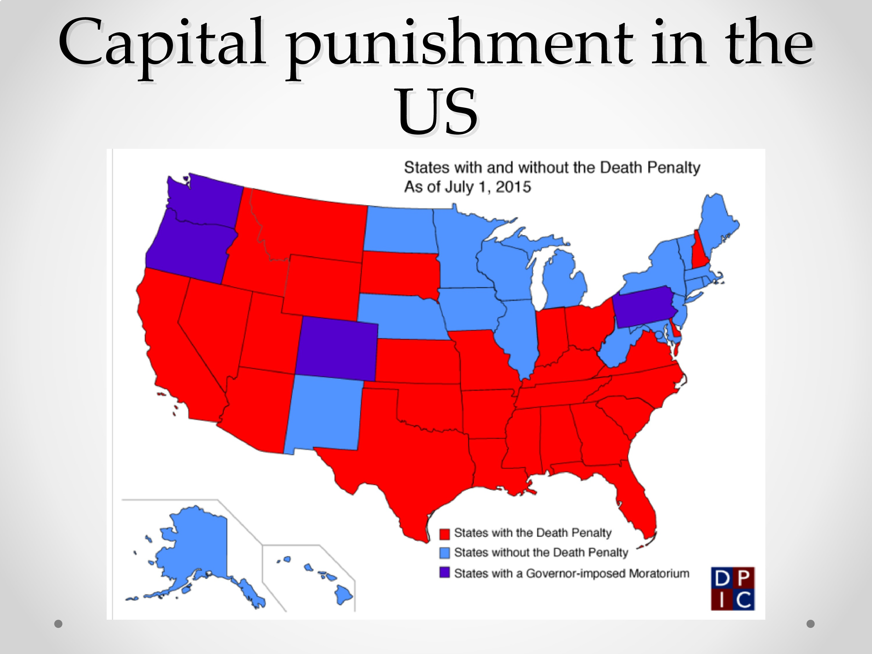 without capital punishment the death penalty Capital punishment the lawful infliction of death as a punishment the death penalty capital punishment continues to be used in the united states despite controversy over its me.